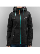 Alife & Kickin Демисезонная куртка Megan черный