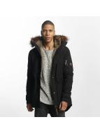 Alife & Kickin Демисезонная куртка Ron черный