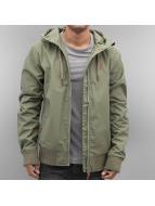 Alife & Kickin Зимняя куртка Don зеленый