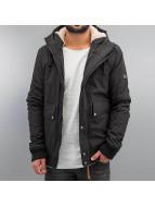 Alife & Kickin Зимняя куртка Tom черный