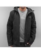 Alife & Kickin Зимняя куртка Mr. Vader черный