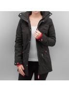 Alife & Kickin Зимняя куртка Janis черный