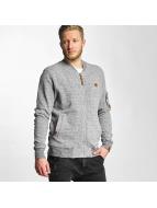 Alife & Kickin Куртка-бомбардир Ethan серый