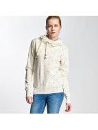 Alife & Kickin Bluzy z kapturem Sarah bezowy