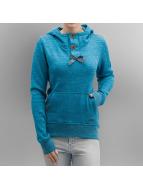 Alife & Kickin Bluzy z kapturem Maya niebieski
