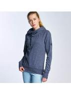 Alife & Kickin Bluzy z kapturem Sarah niebieski