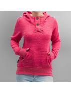 Alife & Kickin Hoodies Maya pink