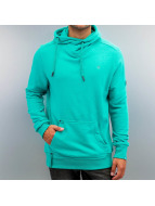 Johnson Hoody Teal Washe...
