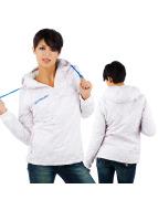 Alife & Kickin Kış ceketleri Chiba beyaz