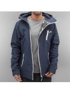 Alife & Kickin Kış ceketleri Austin mavi