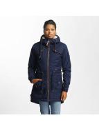 Alife & Kickin Kış ceketleri Charlotte mavi
