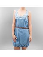 Alife & Kickin Kleid Doja blau