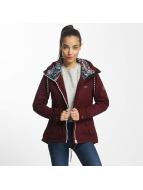 Alife & Kickin Lightweight Jacket Megan red