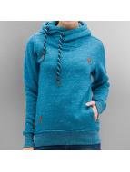 Alife & Kickin Pullover Sarah blau