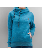 Alife & Kickin Pullover Sarah blue