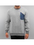 Alife & Kickin Pullover Vincent gris