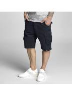 Alife & Kickin Shorts Philippe blau