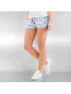 Alife & Kickin Shorts Amelia bleu