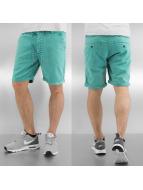 Alife & Kickin Shorts Pumpkin grün