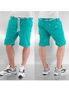 Alife & Kickin Shorts Pumpkin turquoise