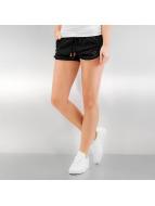 Alife & Kickin shorts Amelia zwart