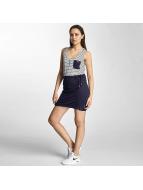 Alife & Kickin Sukienki Shanna niebieski