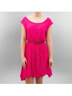 Alife & Kickin Sukienki Scarlett pink