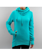 Alife & Kickin Sweat à capuche Sarah A turquoise