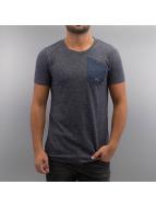 Alife & Kickin T-Shirt Vin A blau