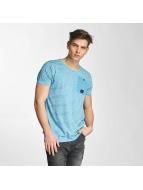 Alife & Kickin t-shirt Vin blauw