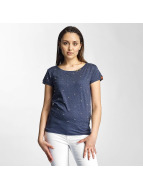 Alife & Kickin T-Shirt Coco bleu