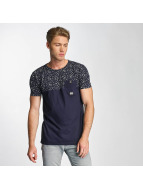 Alife & Kickin T-Shirt Leo bleu