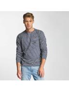 Alife & Kickin T-Shirt manches longues Samuel bleu