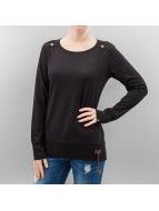 Alife & Kickin T-Shirt manches longues Leonie noir