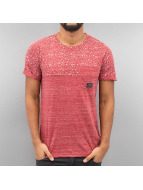 Alife & Kickin T-Shirt Vin rot