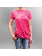 Alife & Kickin T-shirtar Summer rosa