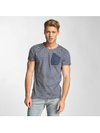 Alife & Kickin T-Shirts Vin mavi