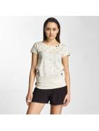 Alife & Kickin T-Shirty Coco bezowy