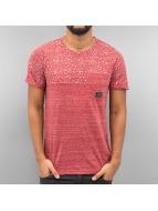 Alife & Kickin T-Shirty Vin czerwony