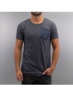 Alife & Kickin T-Shirty Vin A niebieski