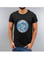 Alife & Kickin T-skjorter Gerry svart
