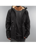 Alife & Kickin Winter Jacket Jaques black