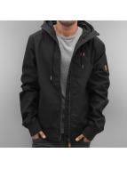 Alife & Kickin Winter Jacket Don black