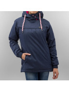 Alife & Kickin Winter Jacket Black Mamba blue