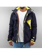 Alife & Kickin Winter Jacket Mr.Black blue