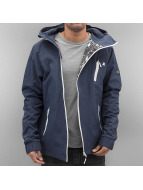 Alife & Kickin Winter Jacket Austin blue