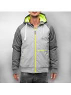 Alife & Kickin Winter Jacket Don Esteban Winter gray