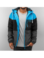 Alife & Kickin Winterjacke Mr. Diamond blau