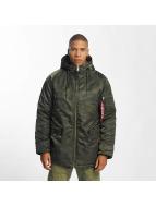 Alpha Industries Зимняя куртка N3-B PM камуфляж