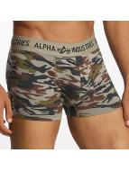Alpha Industries  Shorts boxeros Trunk camuflaje